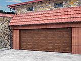 Гаражные секционные  ворота, фото 2