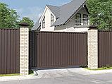 Ворота для забора, фото 5