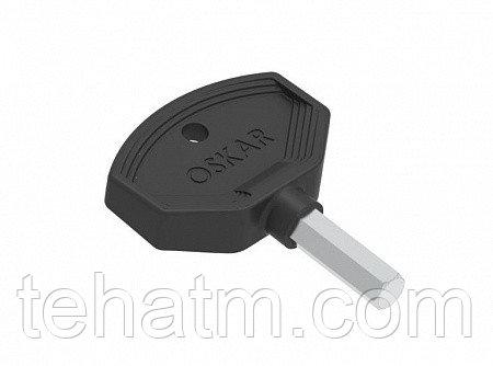 Ключ к замкам шестигранный 203 -6 OSKAR (Оскар)