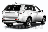 Уголки d57 Mitsubishi Outlander 2014-