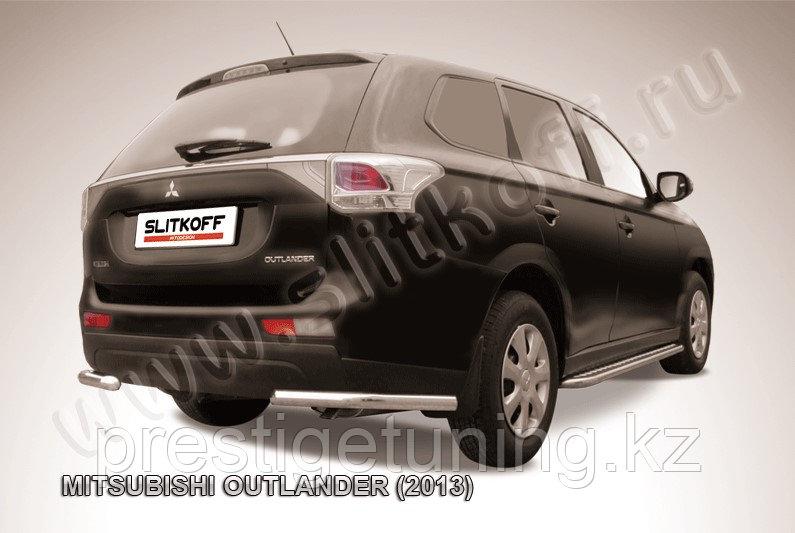 Уголки d57 Mitsubishi Outlander 2012-14
