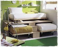 Какую кровать выбрать для подростка
