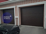 Ворота гаражные секционные, фото 7