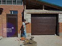 Ворота гаражные секционные, фото 1