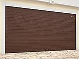 Ворота гаражные секционные, фото 3