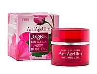 Антивозрастной Ультра крем с розовым маслом Rose of Bulgaria