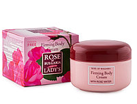 Укрепляющий крем для тела Rose of Bulgaria