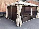 Шатер Фиеста с москитной сеткой (4х4м), фото 7