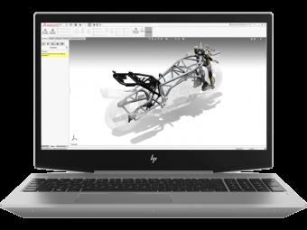 "Ноутбук HP Zbook 15v G5 (6TW50EA), 15.6"" FHD/ Intel Core i7-9750H/ 16 GB/ 1 TB + 256 GB SSD/ Windows 10 Pro"
