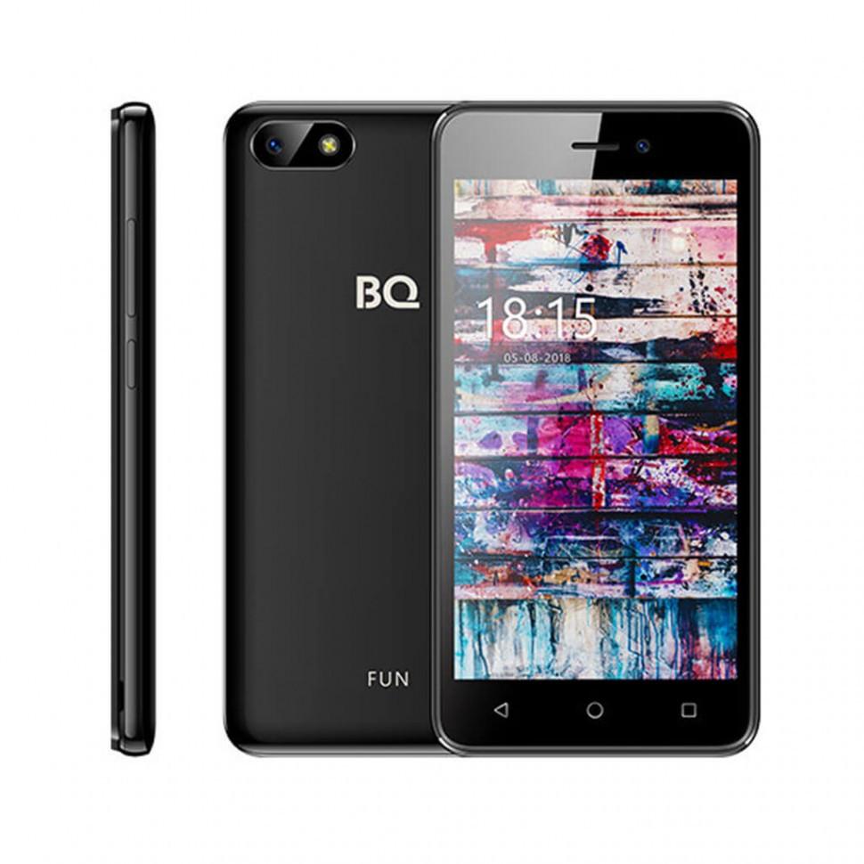 Смартфон BQ-5002G FUN Чёрный