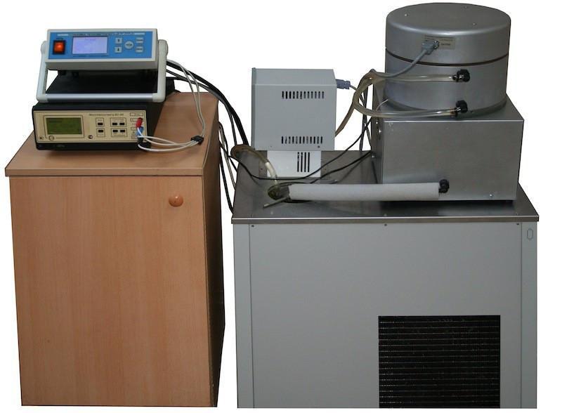 Установка теплометрическая РГ-ПТП.01