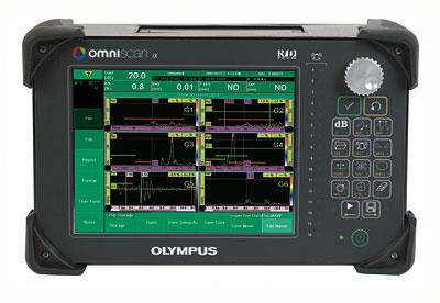 Промышленный дефектоскоп OmniScan iX