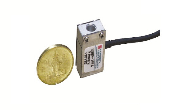 Миниатюрный датчик силы сжатия и растяжения CSBA-S