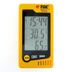 Цифровой термогигрометр TQC Sheen RV1610