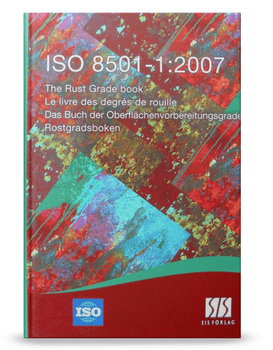 Шведский стандарт чистоты поверхности согласно ISO 8501, SIS 055900