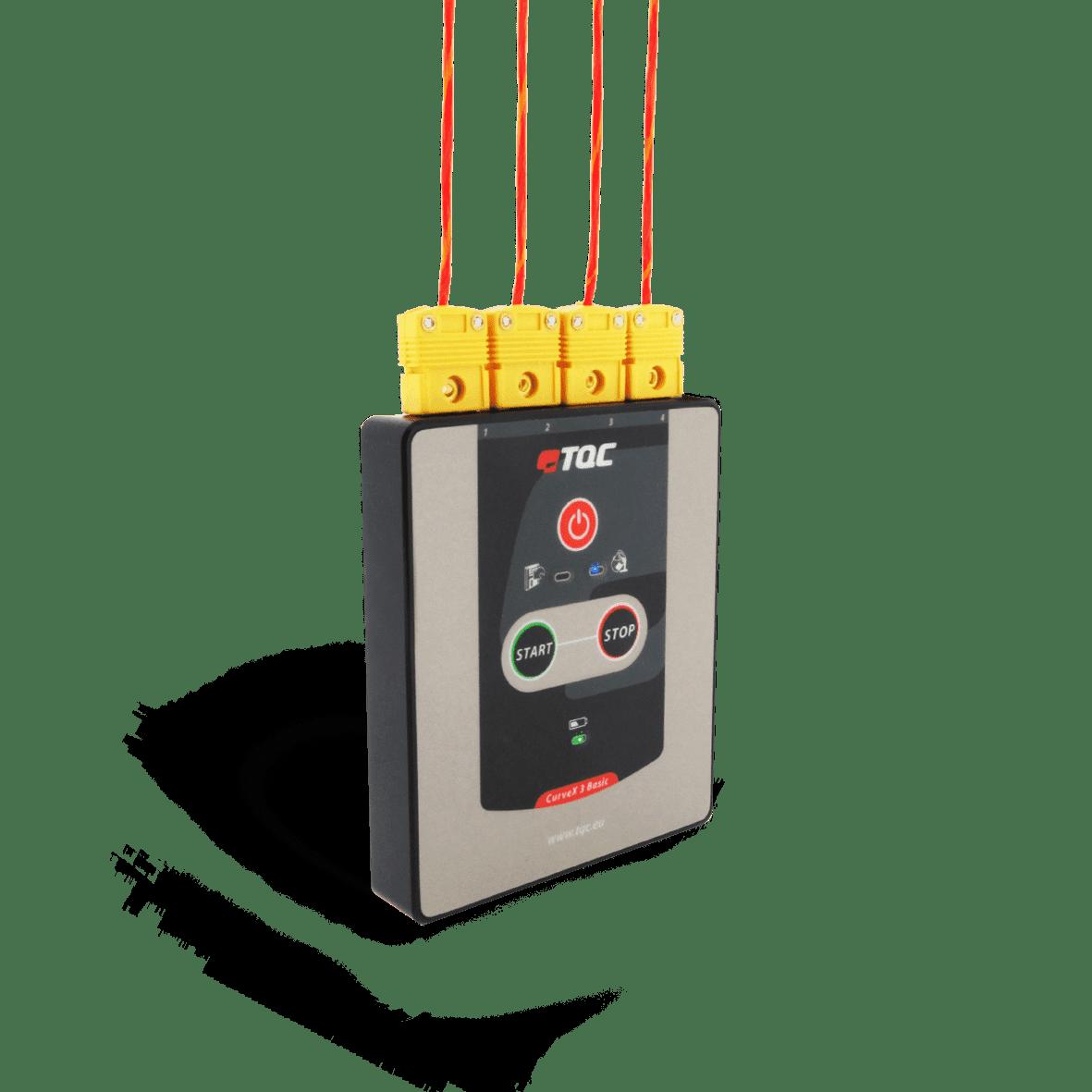 TQC Sheen CurveX-3 Basic Регистратор температуры в печи