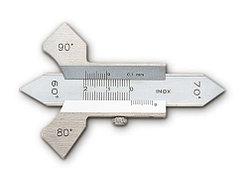 Катетомер 182-01 (штангенциркуль сварочный)