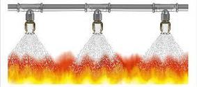 Водяное пожаротушение