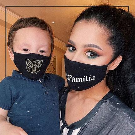 Маски молодежные, семейные, лицевые. Город масок в Алматы, фото 2