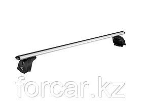 """Багажная система """"LUX"""" с дугами 1,2м аэро-классик (53мм) для а/м Audi Q3 2011-... г.в. с интегр. рейл., фото 2"""