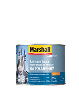 Грунт-эмаль по металлу Marshall ANTICORR AQUA полуглянцевая
