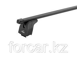 """Багажная система """"LUX"""" с дугами 1,3м прямоугольными в пластике для а/м Audi Q5 2008-... г.в. с интегр. рейл."""