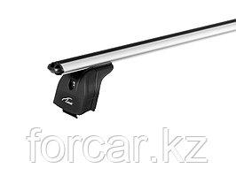 """Багажная система """"LUX"""" с дугами 1,3м аэро-классик (53мм) для а/м Audi Q5 2008-... г.в. с интегр. рейл."""