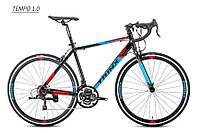 Шоссейный велосипед Trinx Tempo1.0 540 рама 22 модель 2019г