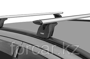 "Багажная система ""LUX"" с дугами 1,3м аэро-трэвэл (82мм) для а/м Audi Q7 II 2015-... г.в., фото 2"