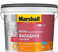 Краска фасадная AKRIKOR Структурная 4.5