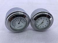 Часы и термометр на 25 руль