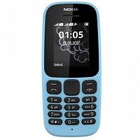 Мобильный телефон Nokia 105 TA-1174 DS (Голубой)