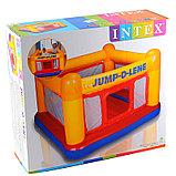 Надувной игровой центр-батут 48260 Intex Playhouse Jump-O-Lene, фото 3