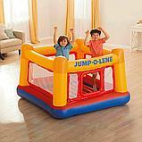 Надувной игровой центр-батут 48260 Intex Playhouse Jump-O-Lene, фото 4