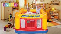 Надувной игровой центр-батут 48260 Intex Playhouse Jump-O-Lene, фото 1