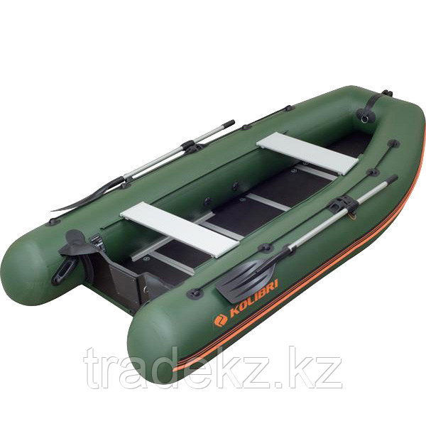 Лодка ПВХ надувная KOLIBRY KM-400DSL