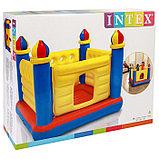 Игровой батут INTEX Надувной замок 48259, фото 3