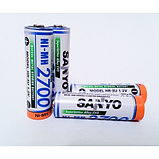 Аккумулятор Sanyo AA Ni-MH 2700mAh, фото 2