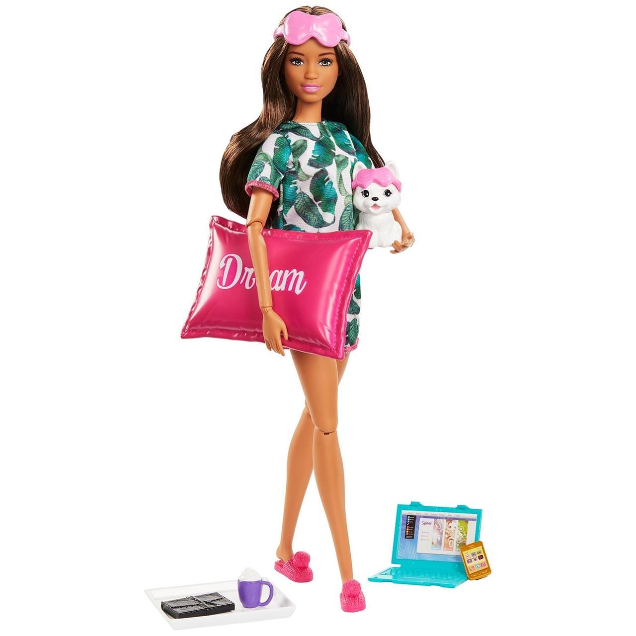 """Barbie Игровой набор """"Релаксация"""" Кукла Греза, Барби Отдых"""