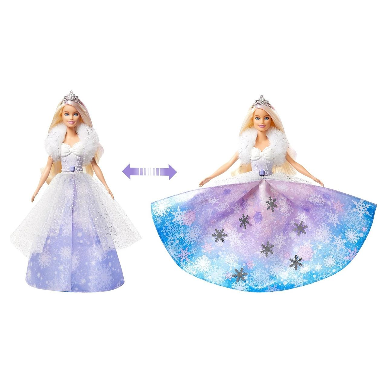 "Barbie ""Дримтопия"" Кукла Барби Снежная принцесса"