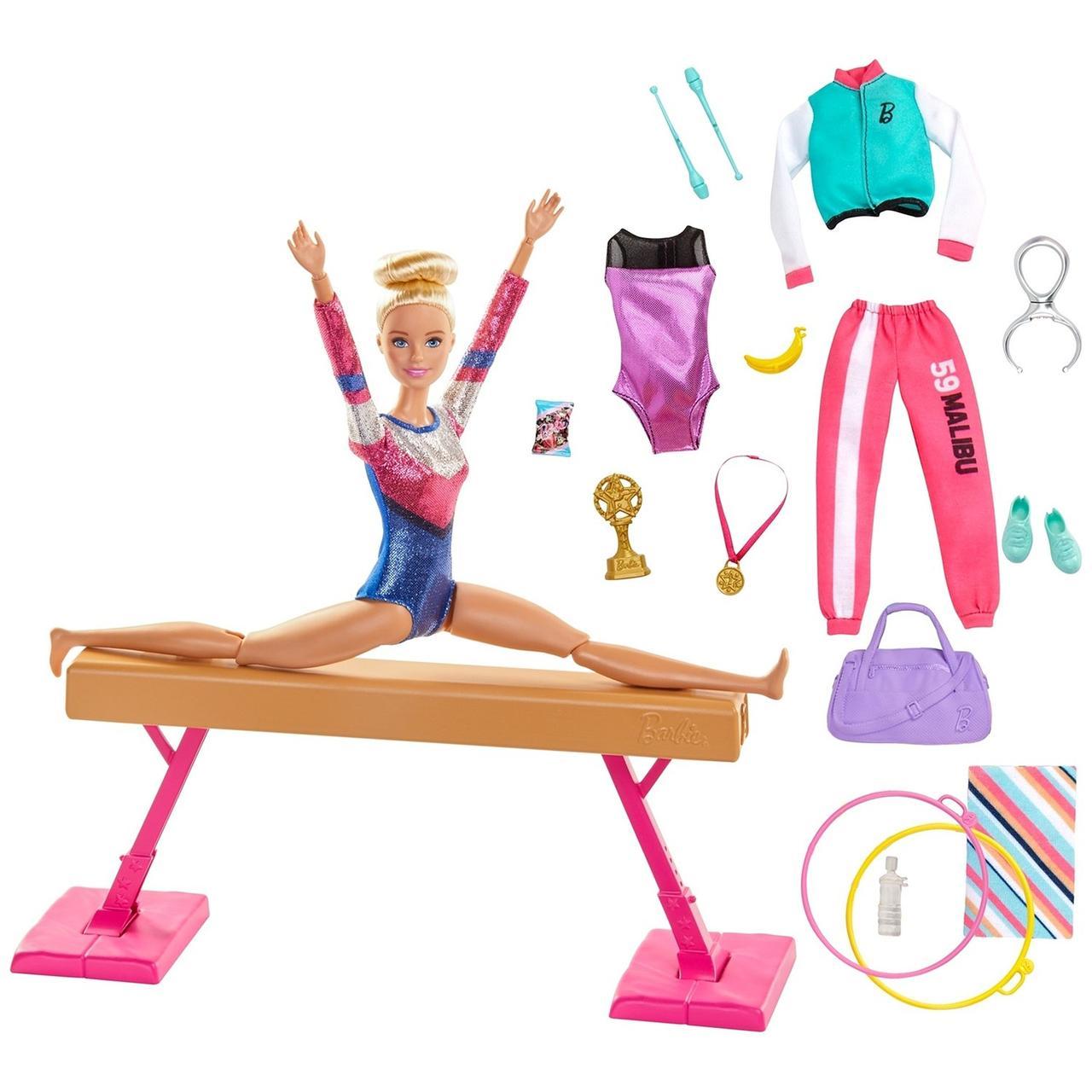 """Barbie """"Профессии"""" Кукла Барби Гимнастка"""