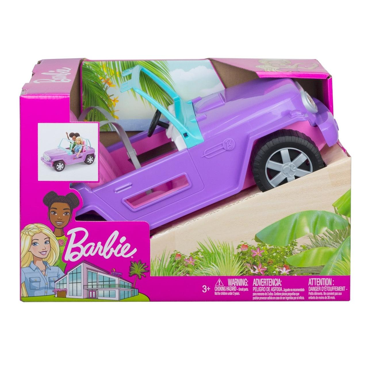 Barbie Машина Барби Внедорожник