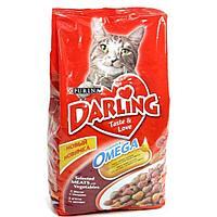 Корм Darling для кошек (Мясо с овощами) - 10 кг