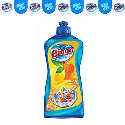 Жидкость для мытья посуды Bingo лимон