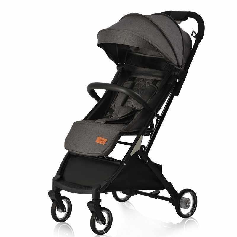 Прогулочная коляска Boyi, (dark gray)