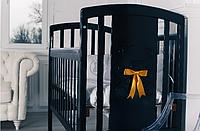 Кровать детская Incanto HUGGE колесо венге