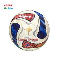 Оригинальный футбольный мяч Mikasa SWA50-PY (глянцевая кожа)