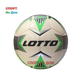 Оригинальный футбольный мяч Lotto FB1000 (глянцевая кожа)