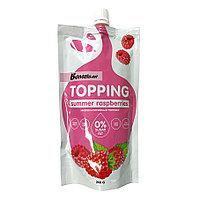 Bombbar Topping Summer Raspberries Топпинг сладкий малиновый без сахара 240 гр