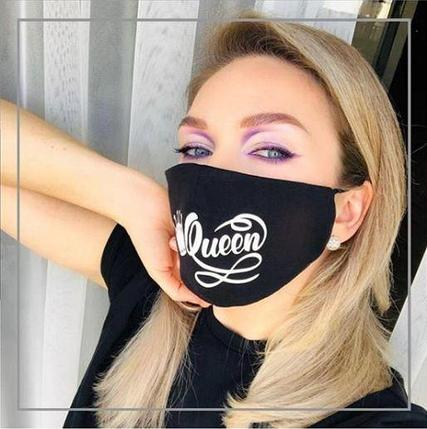 "Лицевая маска ""QUEEN"", фото 2"